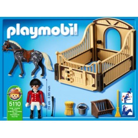 Playmobil Country Show Horse with Stall