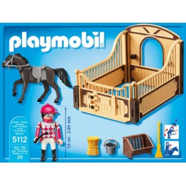 Playmobil Arabian House with Jocker and Stable