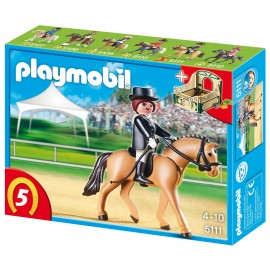 Playmobil Country Dressage Horse with Stall