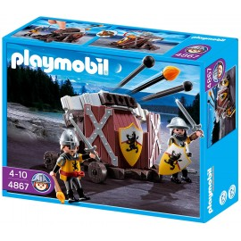 Playmobil Knights Lion Knights Firing Crossbow
