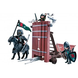 Playmobil Knights Falcon Knight's Battering Ram