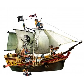 Playmobil Large Pirate Ship