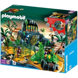 Playmobil Pirates Adventure Treasure Island