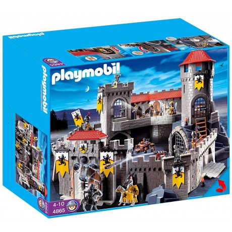 Playmobil Knights Lion Knights Empire Castle