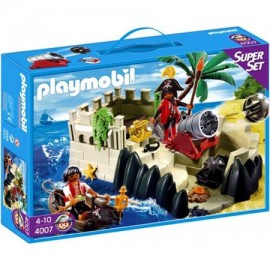 Playmobil Super Set Pirates