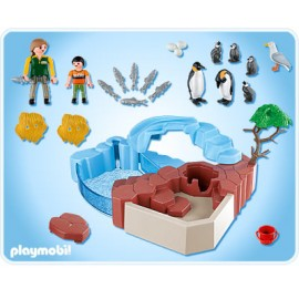 Playmobil Super Set Penguin Habitat