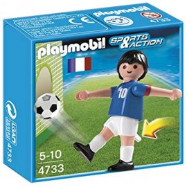 Playmobil Soccer Player France
