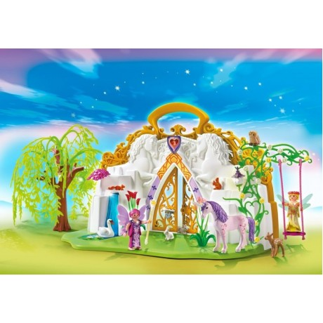 Playmobil Take Along Unicorn Fairy Land