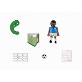Playmobil Soccer Player France II