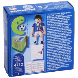Playmobil Soccer Player - Italy