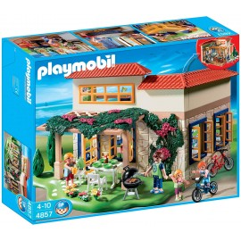 Playmobil Summer Fun Family Holiday Home