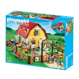 Playmobil Childrens Pony Farm