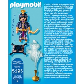 Playmobil Magician with Genie Lamp
