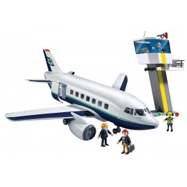 Playmobil Airport Cargo and Passenger Jet