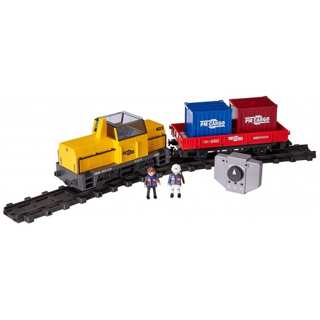 Playmobil Remote Control (RC) Freight Train
