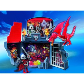 Playmobil Play Box Dragon's Lair