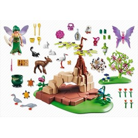 Playmobil Healing Fairy Elixia in Animal Forest