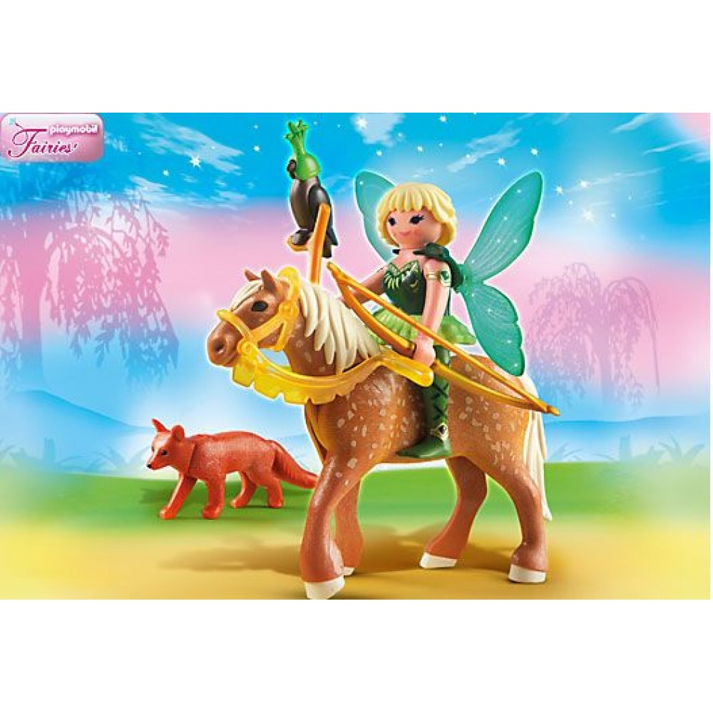 Playmobil Green Forest Fairy