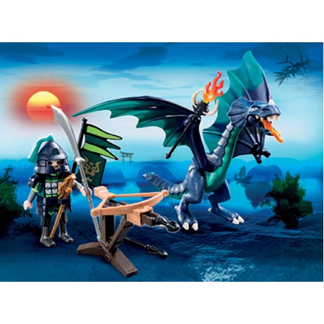 Playmobil Shield Dragon