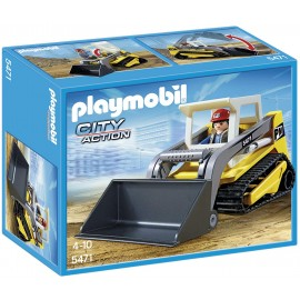 Playmobil Construction Compact Excavator