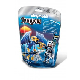 Playmobil Ice Dragon with Warrior