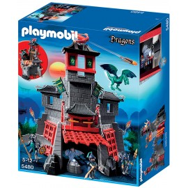 Playmobil Secret Dragon Fort