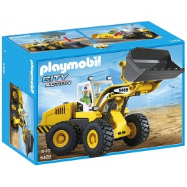 Playmobil Construction Large Front Loader