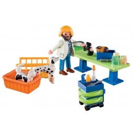 Playmobil Clinic Carrying Case