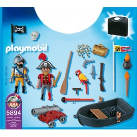 Playmobil Pirates Carry Case