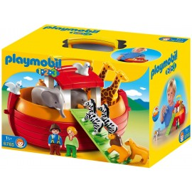 Playmobil 1.2.3 Take Along Noah´s Ark